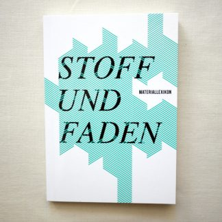 Stoff und Faden Materiallexikon Cover